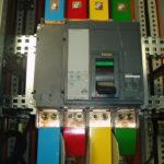 montaje instalacion de interruptores cuadros