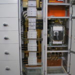 cuadro con interruptor general en malaga